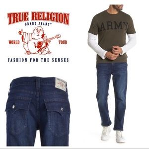 True Religion Relaxed Straight Men's Jeans